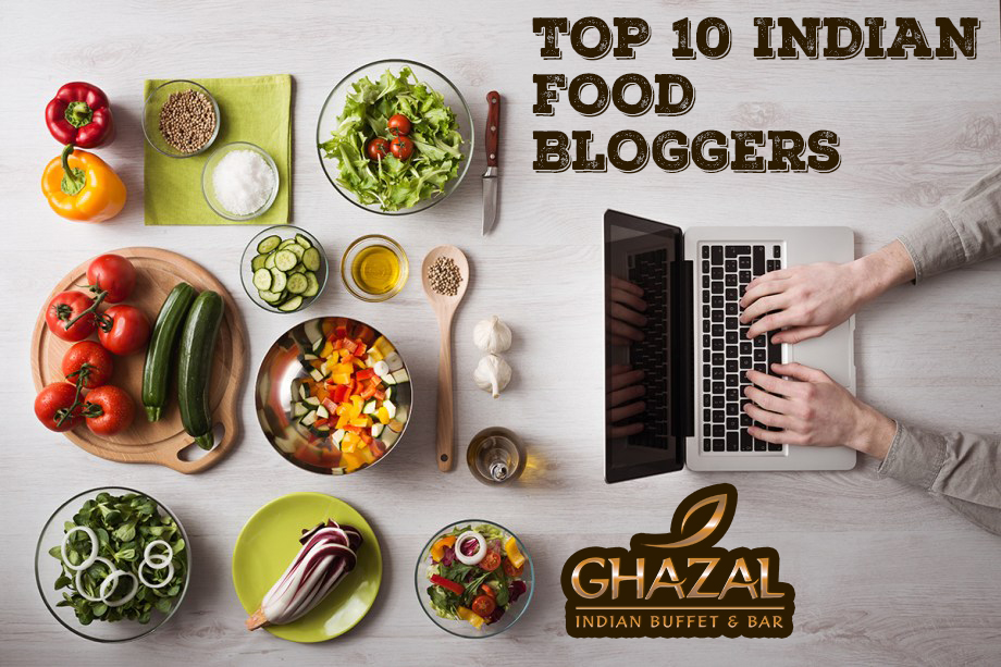 Top 10 indian food bloggers ghazal indian buffet bar india forumfinder Image collections